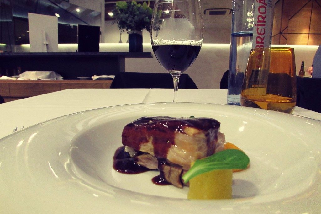 Seu Xerea Valencia fine dining restaurant in the El Carmen old town