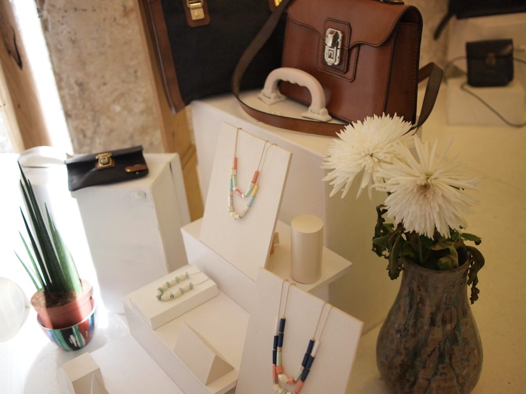 Apres Ski ~ Luxury Bags and Upcycled Jewellery