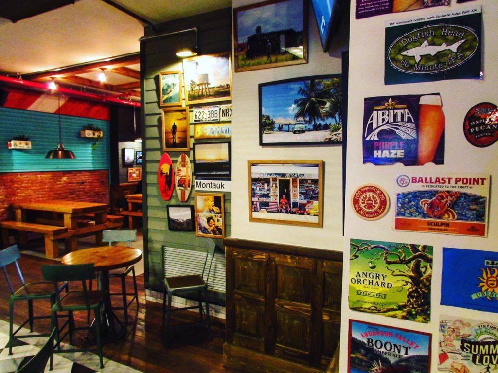 Coco Vail Beer Hall Barcelona