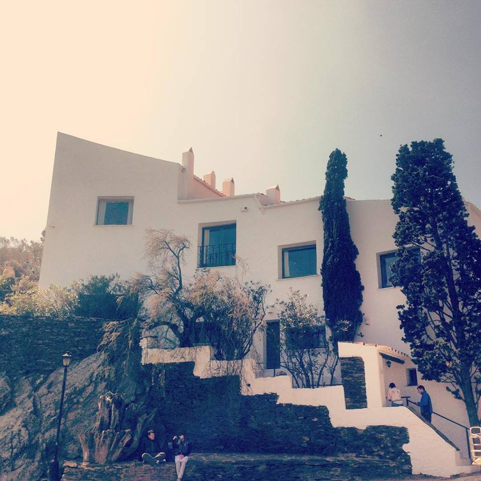 Dali House Museum in Portlligat, Cadaques, Costa Brava, Spain