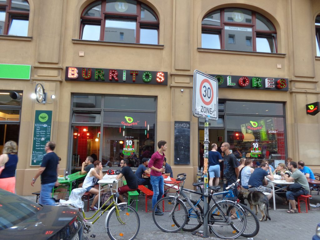 Dolores Burritos Berlin