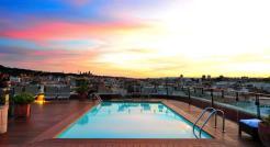 Hotel 1898 Barcelona Rooftop Pool