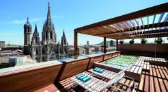 Hotel Colon Barcelona Gothic Quarter Near Cathedral and Las Ramblas