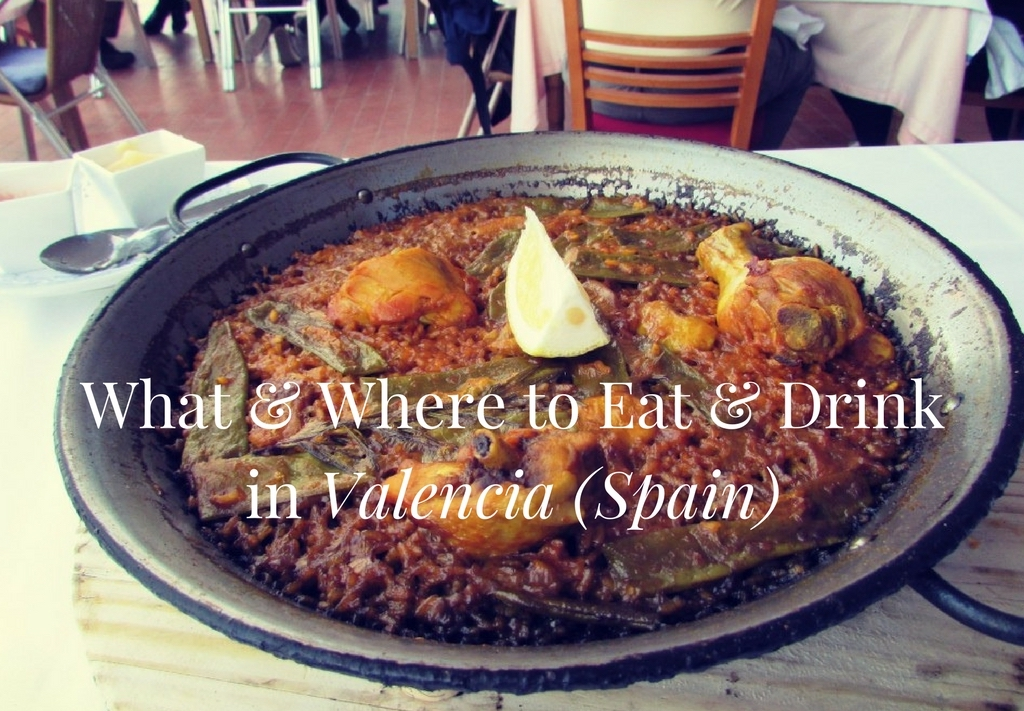 Best restaurants in Valencia - what and where to eat