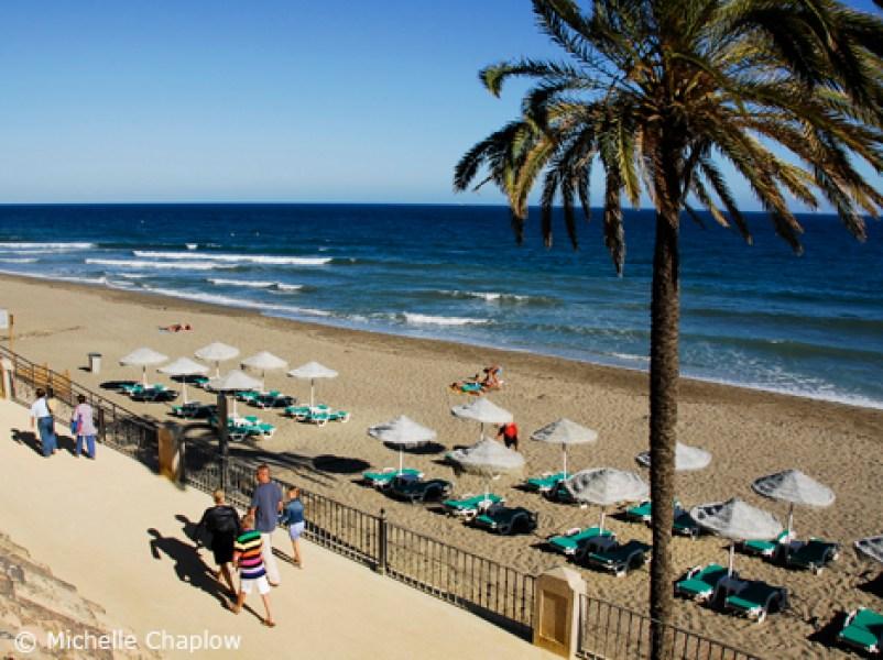 Fontanilla Beach Marbella