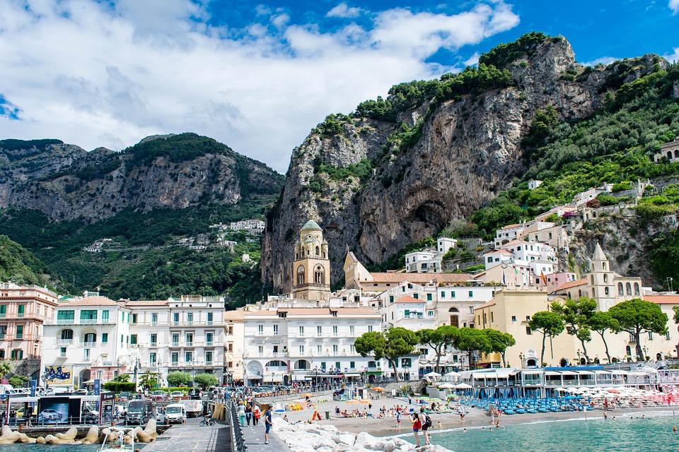 amalfi - amalfi coast, Italy