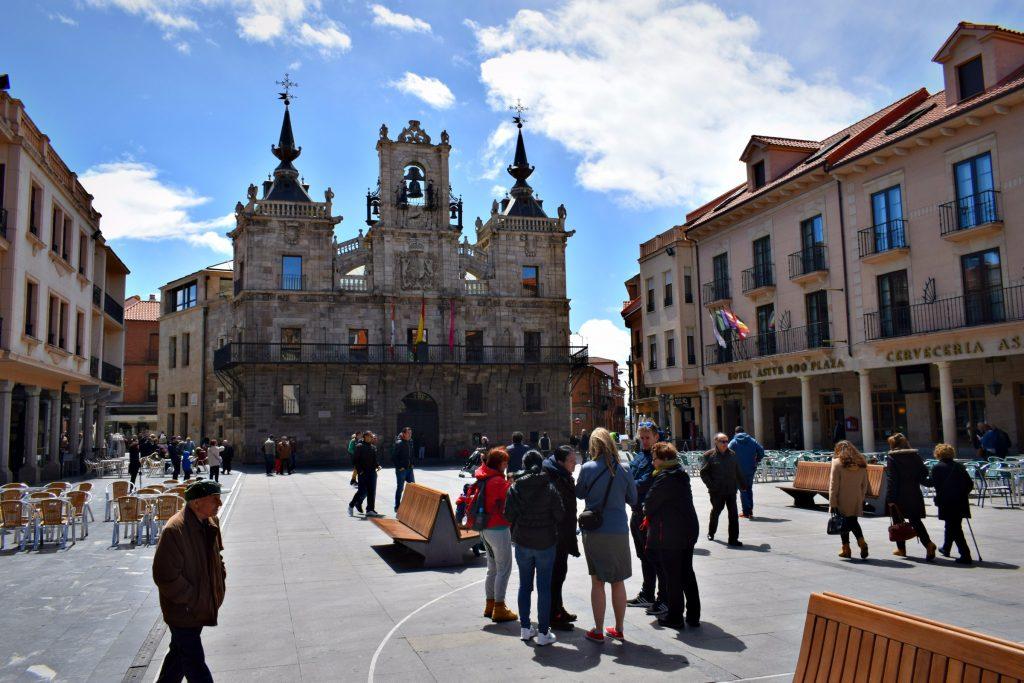 Astorga, Northern Spain - TraveltheWay
