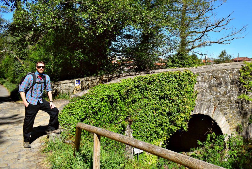 Ben Holbrook Travel Writer on the Camino de Santiago