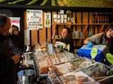 Pintxos at Vitoria's market