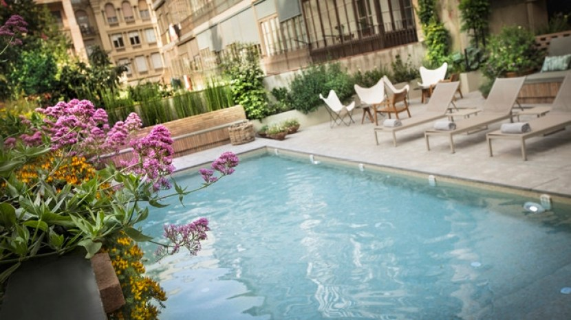 Alexandra Hotel Barcelona Swimming Pool