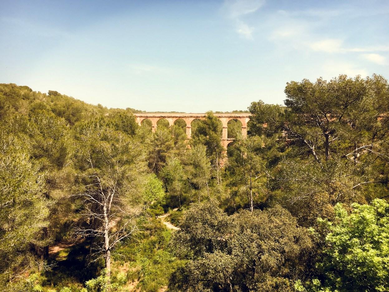 Tarragona's Les Ferreres Aqueduct