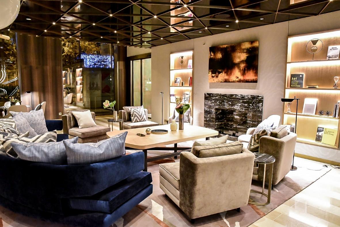 Hotel Almanac Barcelona design