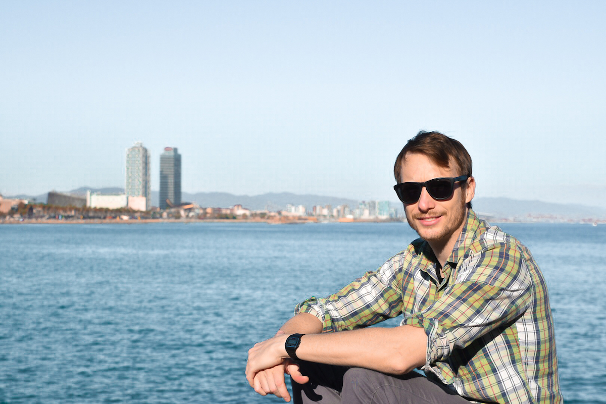 Blogger Ben Holbrook's guide to cycling in Barcelona