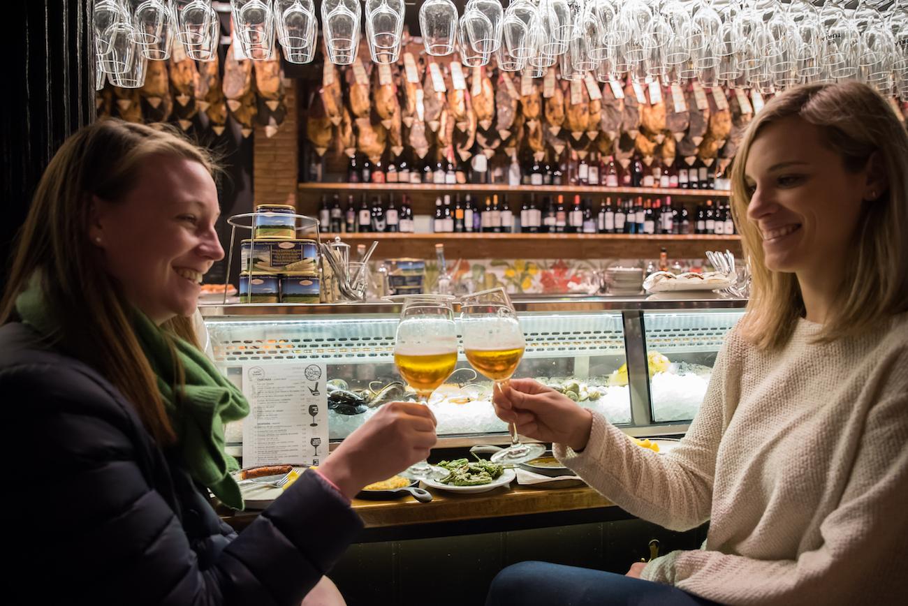 Wanderbeak 'Born to Eat' Food Tour Barcelona