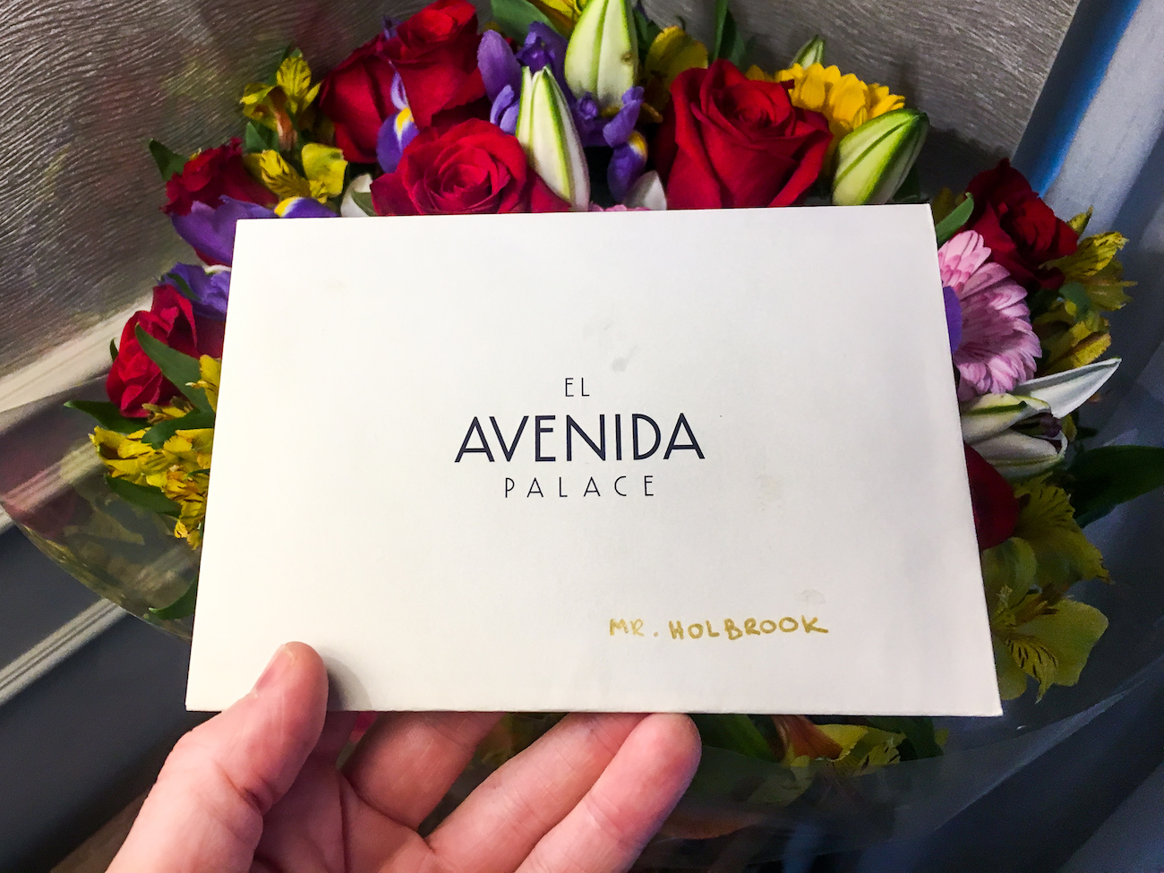 Avenida Palace Hotel Barcelona from Avenida Palace Hotel Review - by Ben Holbrook