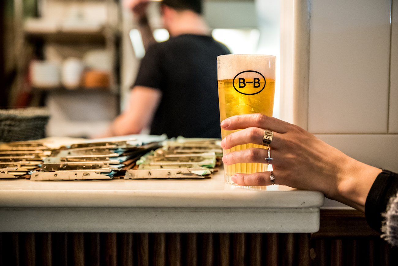 Barna Brew Craft Beer Bar in Sant Antoni, Barcelona –By Ben Holbrook from Driftwood Journals