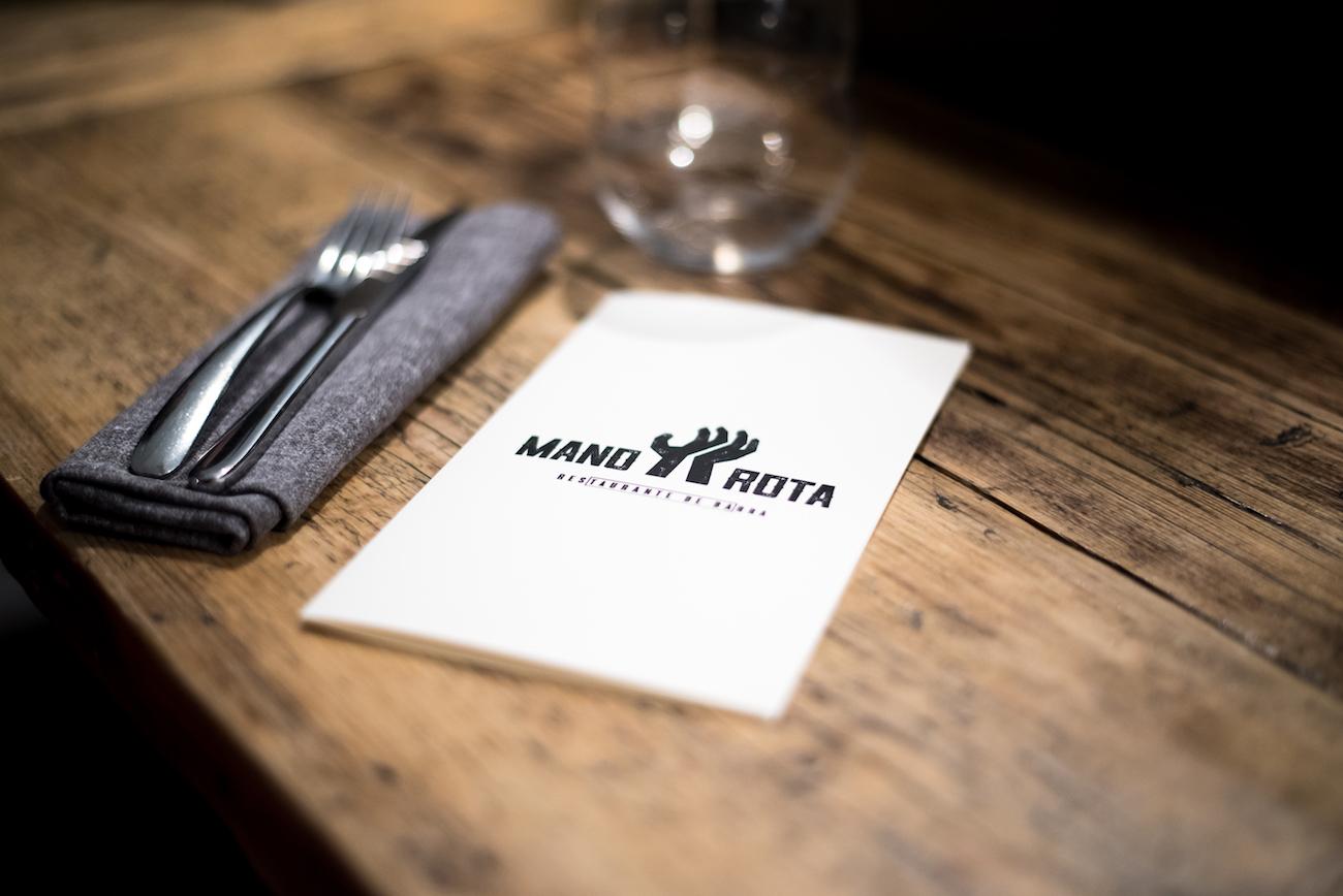 Mano Rota Restaurant, Poblesec, Barcelona