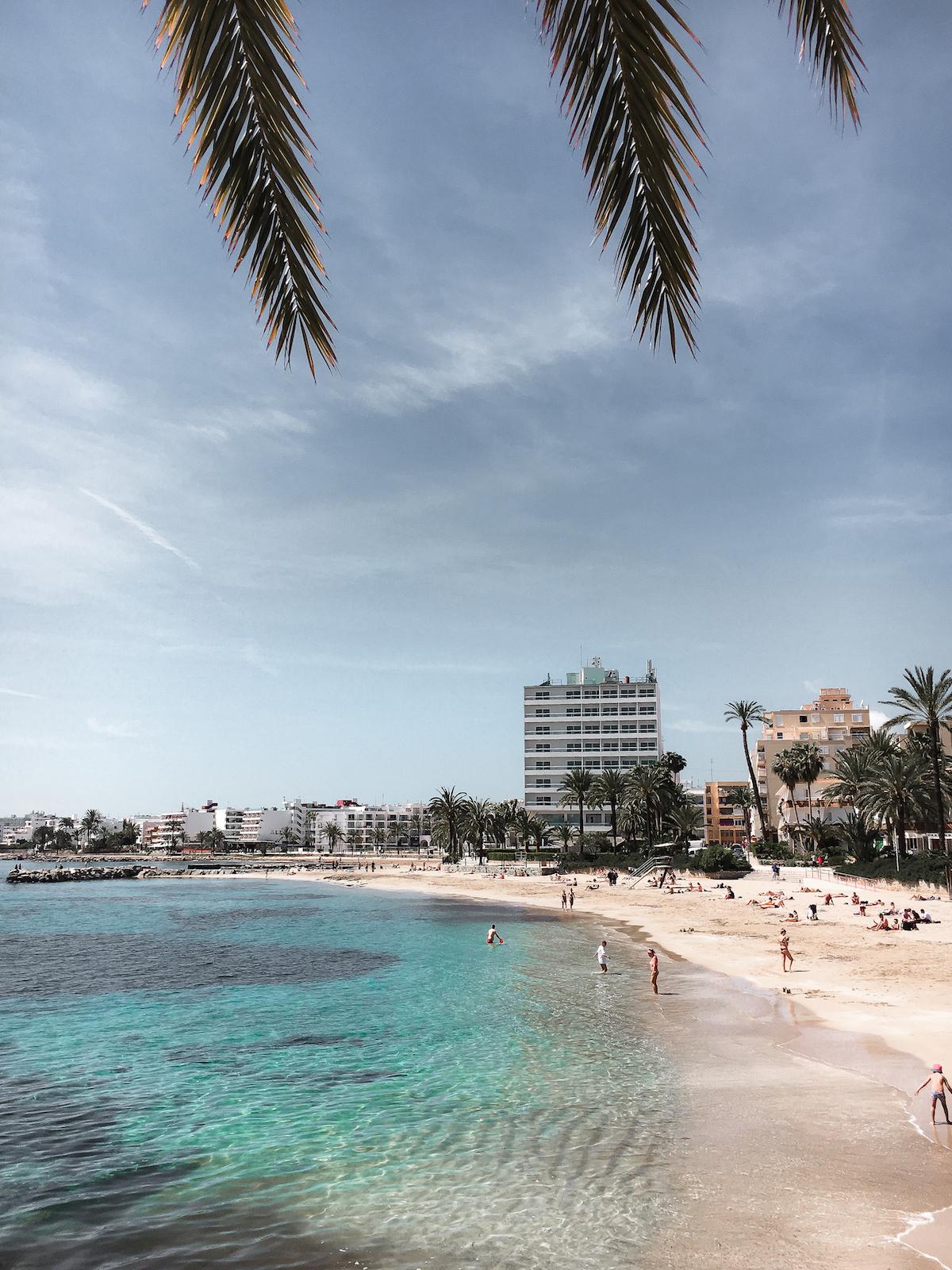 Ibiza Town's best beaches