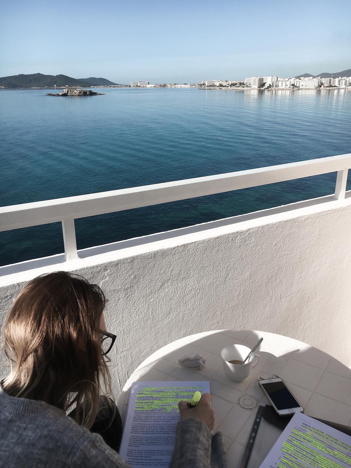 Apartamentos Panoramic Ibiza - by Ben Holbrook