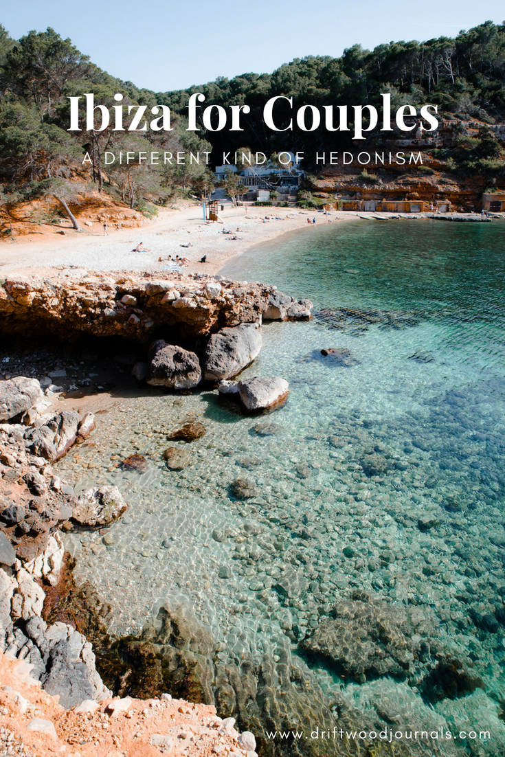 Ibiza for Couples, by Ben Holbrook from DriftwoodJournals.com