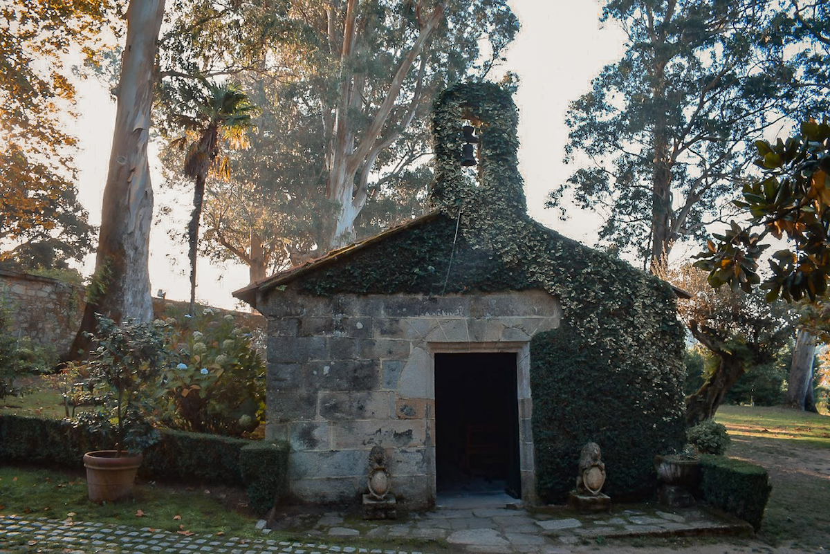 Pazo de Rubianes, Galicia, Spain.