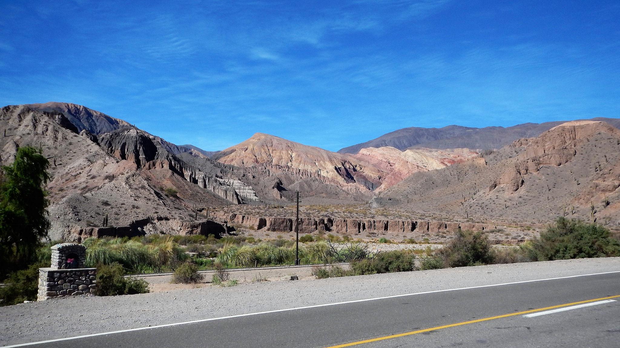 Quebrada del Toro - Madrid to Murcia Road Trip Route