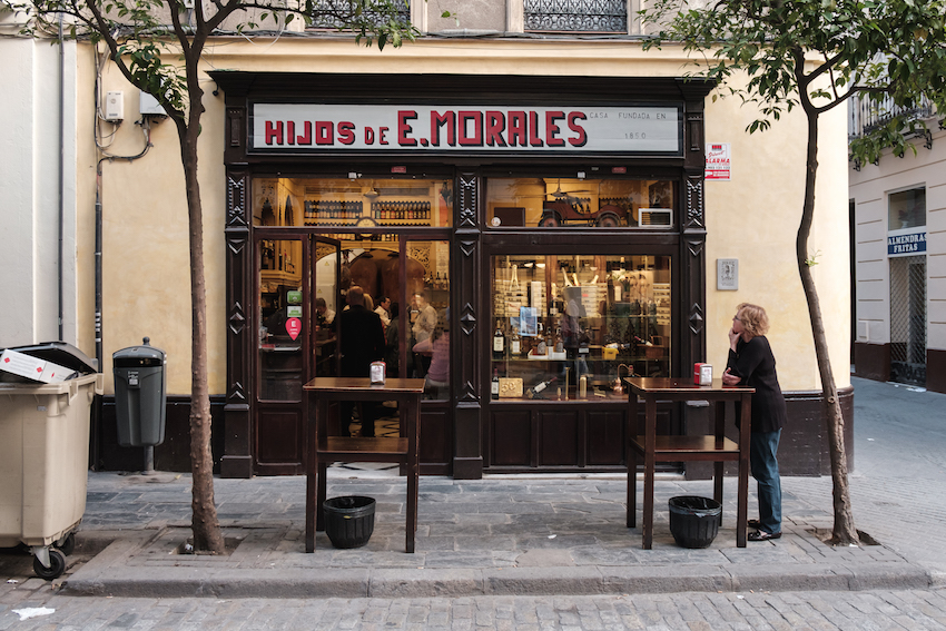 Casa Morales, Seville Sherry Bar
