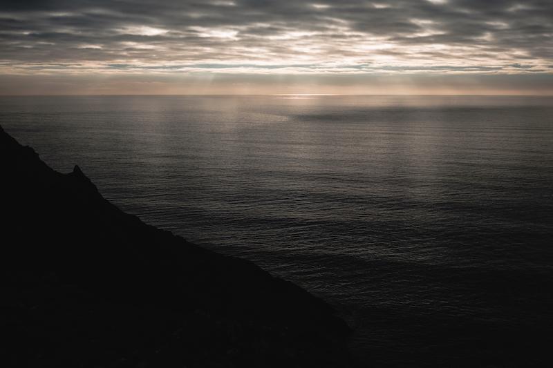 Three Cliffs Bay beach, Gower, Wales (UK)
