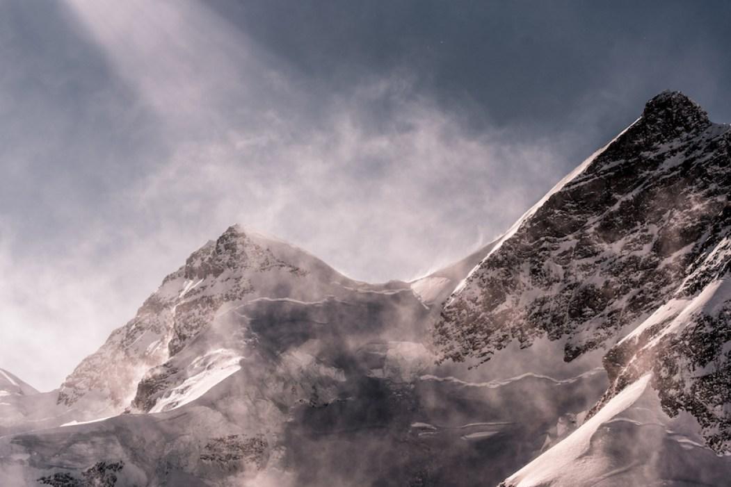 "Wengen to Jungfraujoch – AKA ""The Top of Europe"""