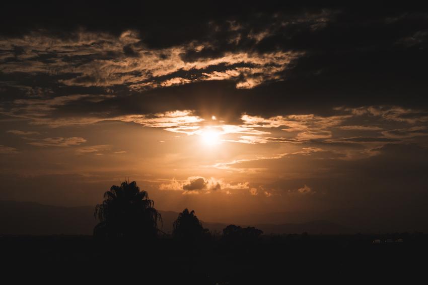 Sunset in Delta del Ebro, Tarragona - by Ben Holbrook from DriftwoodJournals.com11