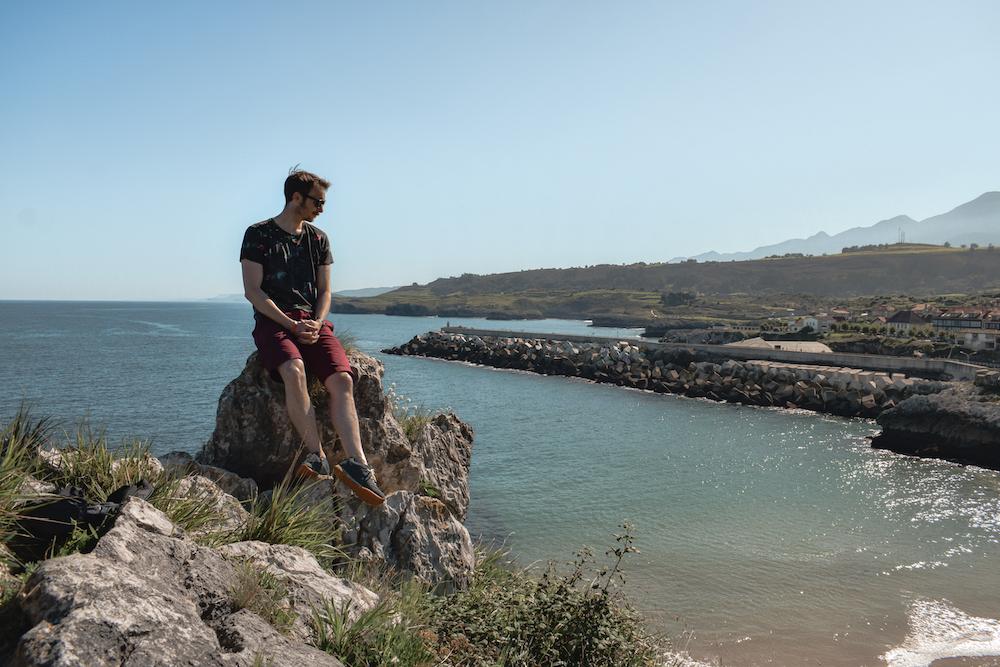Llanes Beach, Asturias Travel Blog by Ben Holbrook / DriftwoodJournals.com