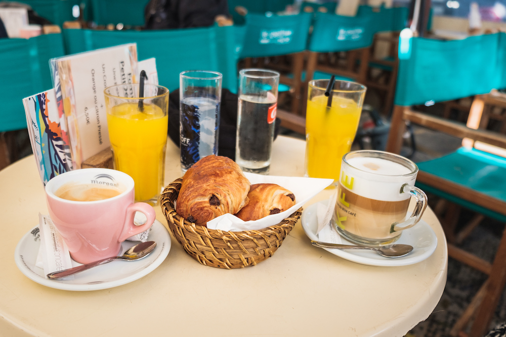 'Une Petite Journée' at Le Petit Nice, Montpellier (Breakfast) - Montpellier Travel Guide Blog and Photography by Ben Holbrook from DriftwoodJournals.com-4807