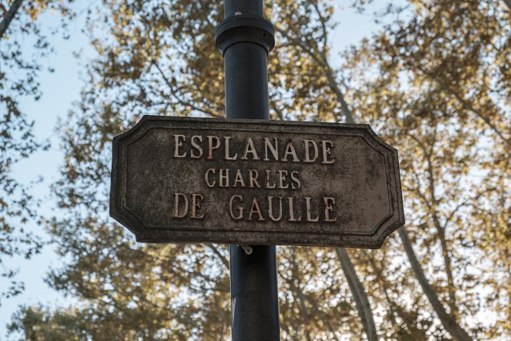 Montpellier, Esplanade Charles de GaulleTravel Guide Blog and Photography by Ben Holbrook from DriftwoodJournals.com-5538