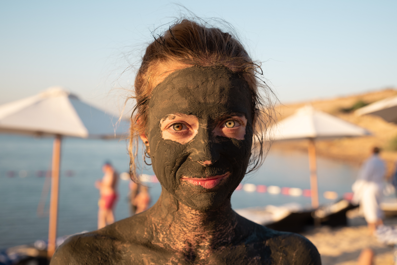Glamour and the Dead Sea.