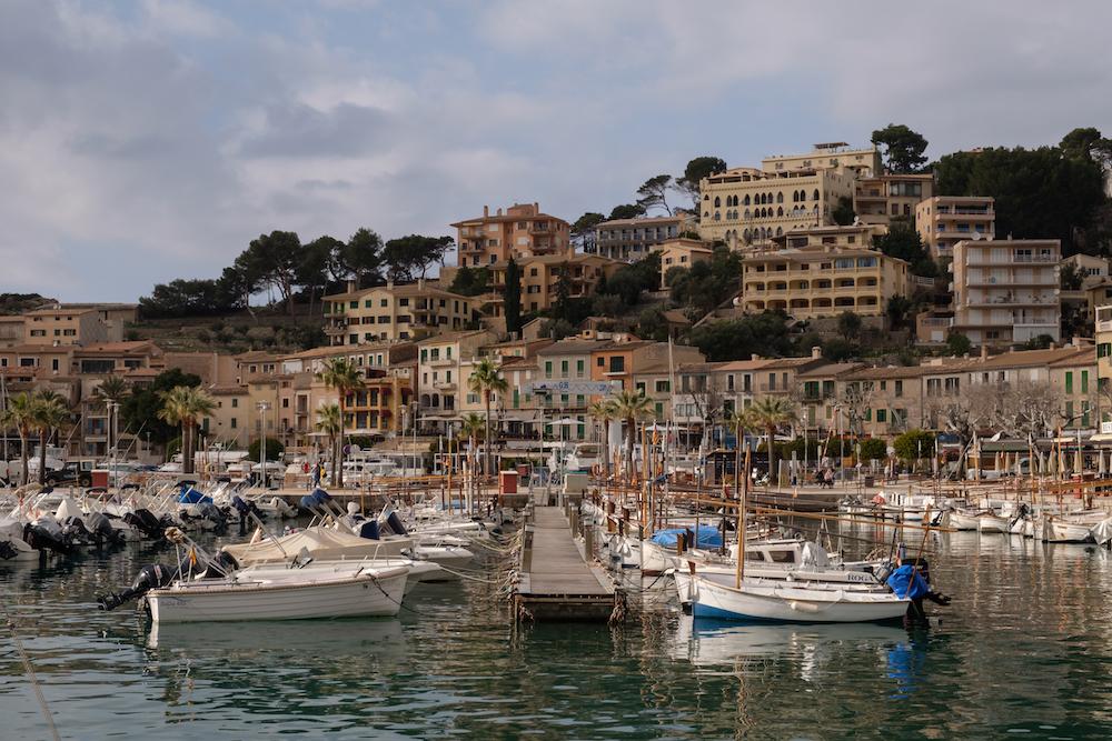 Port de Sóller fishing village - Mallorca Travel Photography by Ben Holbrook from DriftwoodJournals.com