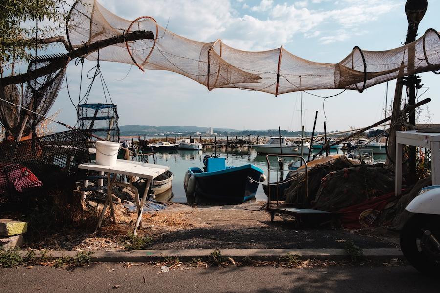 Sete's La Pointe Courte (Old Fishermen's Quarter)
