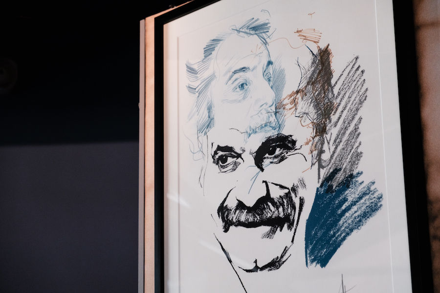 Espace Georges Brassens (Museum) in Sete, Southern France ~ By Ben Holbrook from DriftwoodJournals.com30