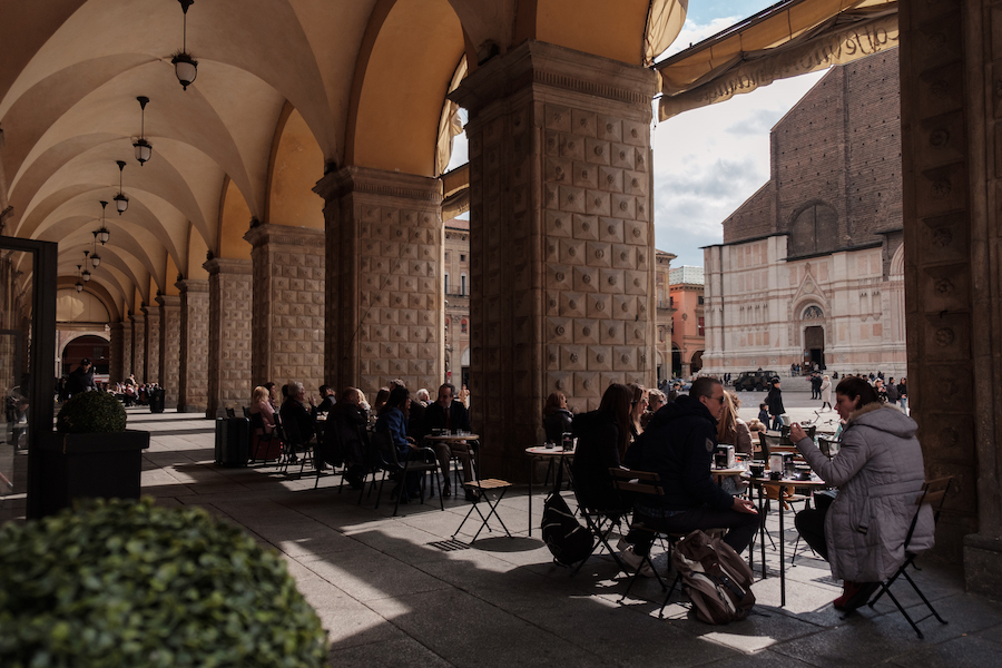 Piazza Maggiore, Bologna, Italy Things to Do – Travel Photography by Ben Holbrook from DriftwoodJournals.com18