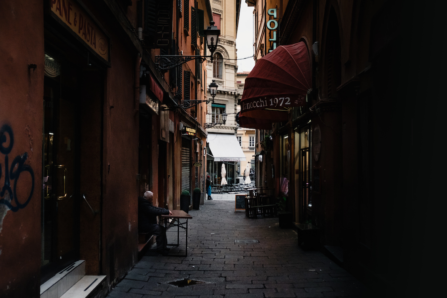 Quadrilatero, Bologna, Italy Things to Do – Travel Photography by Ben Holbrook from DriftwoodJournals.com1