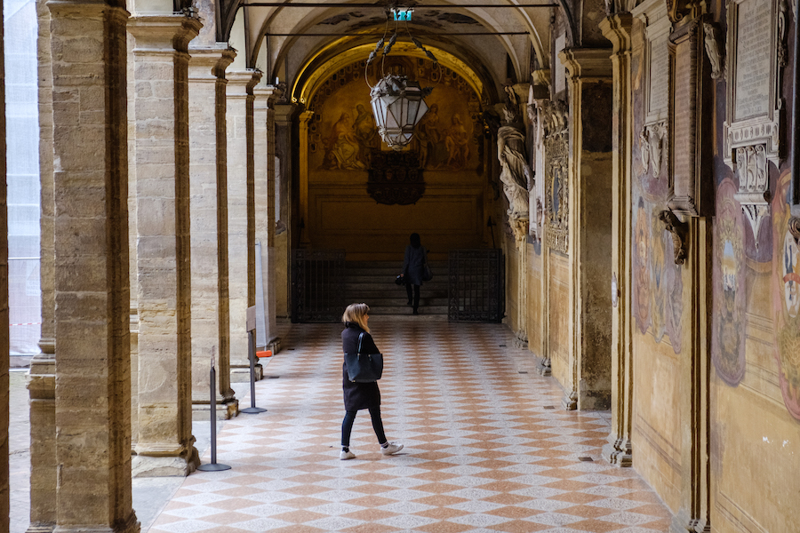Bologna museums, Italy Things to Do – Travel Photography by Ben Holbrook from DriftwoodJournals.com26