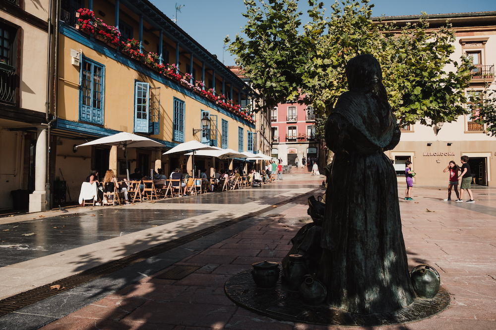 Oviedo, Asturias, northern Spain – by Ben Holbrook from DriftwoodJournals.com