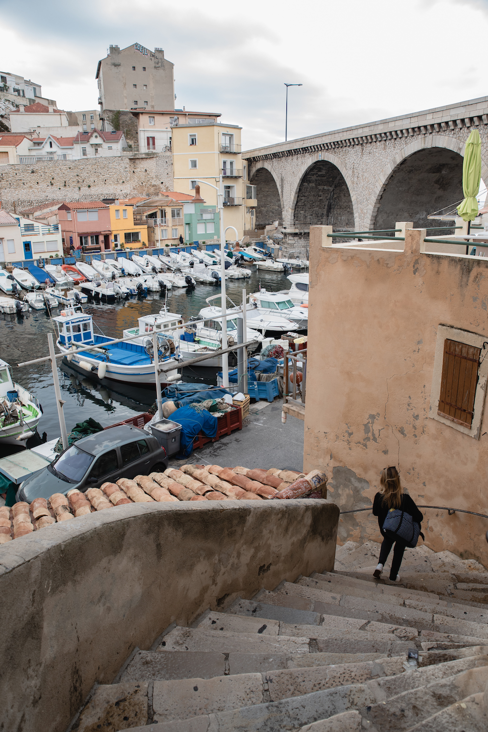 Port Du Vallon Des Auffes, Things to Do in Marseille, Southern France – Travel Photography by Ben Holbrook from DriftwoodJournals.com-2615