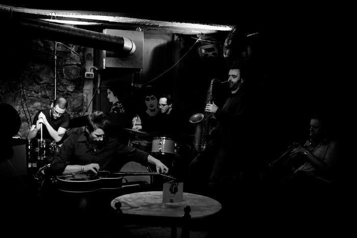 Robadors 23 Flamenco Bar in Raval, Barcelona