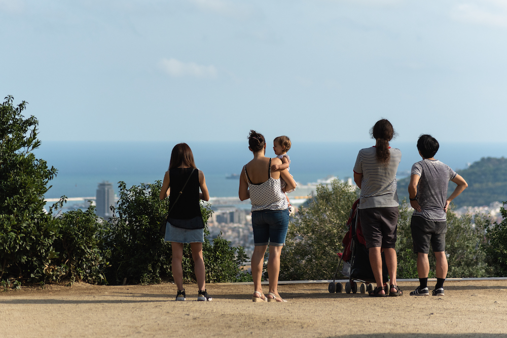 best Barcelona neighbourhoods to stay with your kids?