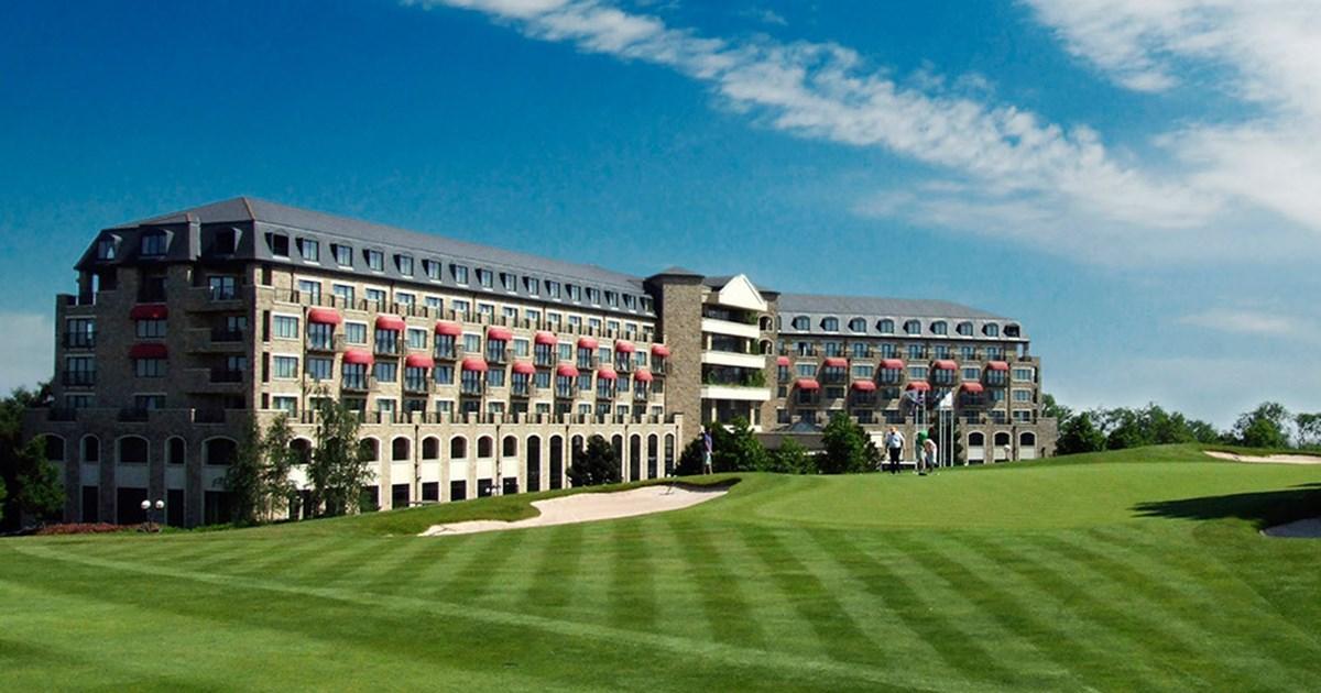 Celtic Manor Golf Resort, Wales