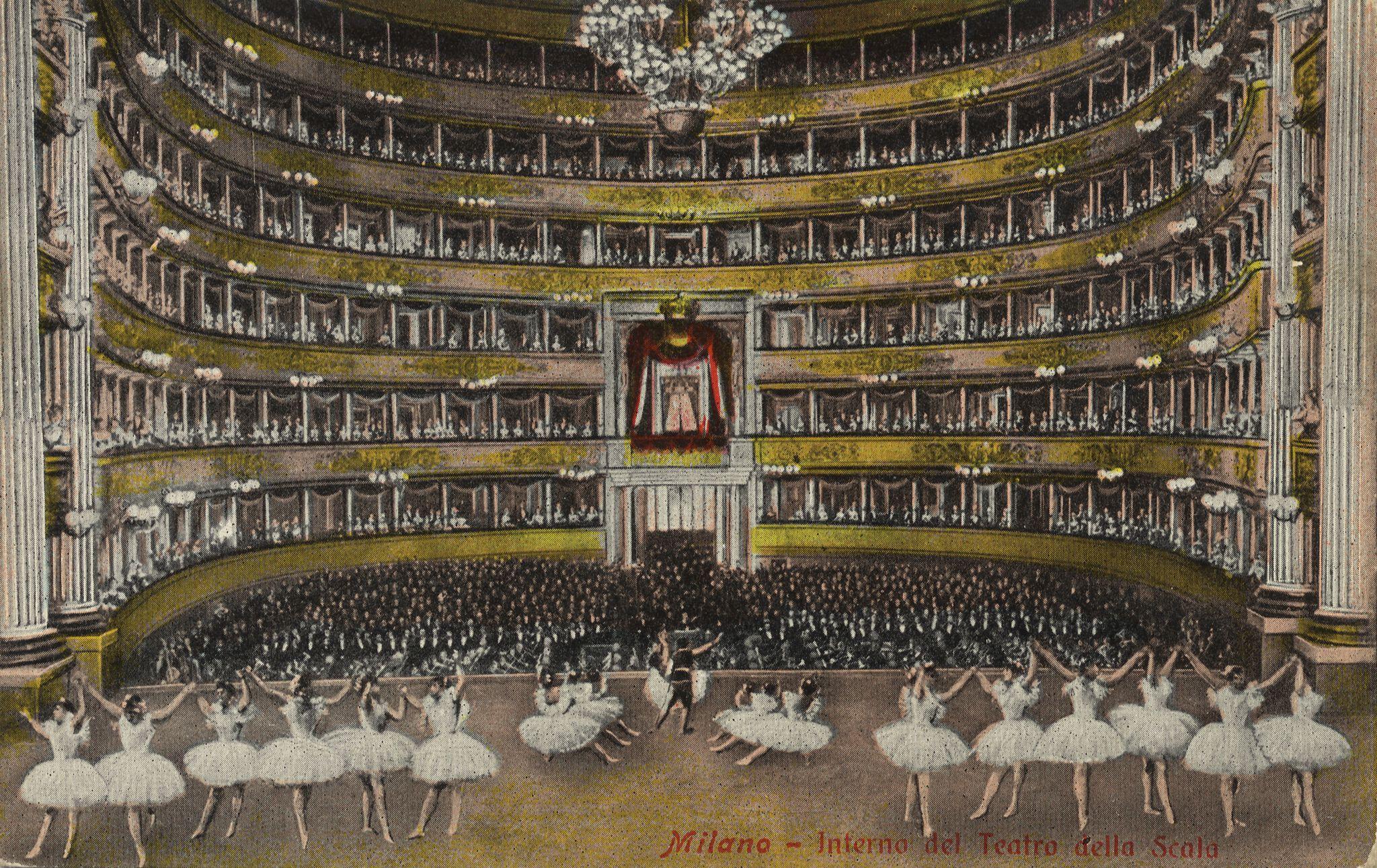 Italian Opera in Milan