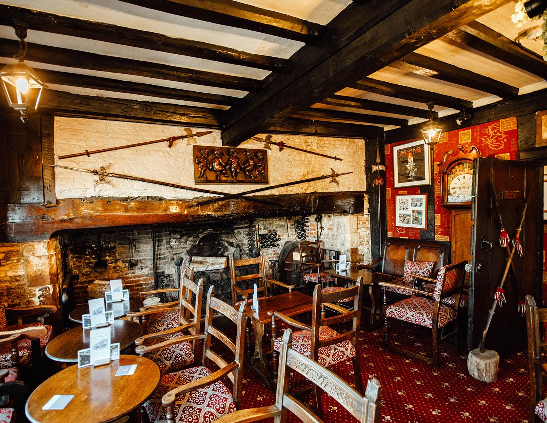 The Mermaid Inn – Rye, East Sussex