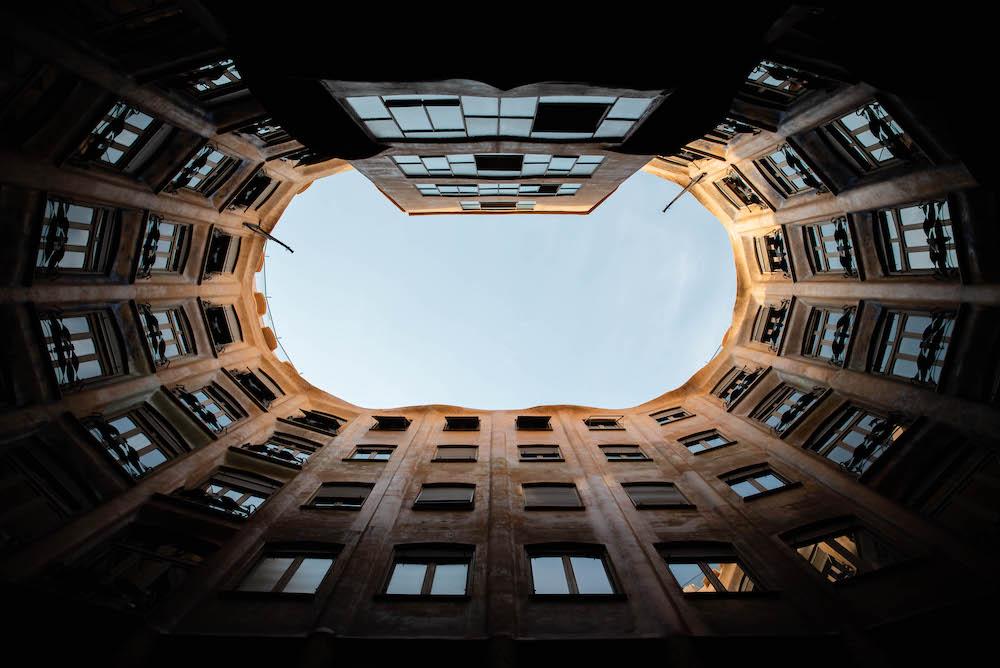 Antoni Gaudi's Casa Mila (aka La Pedrera) Modernista Architecture, Eixample, Barcelona - by Ben Holbrook from DrifftwoodJournals.com6