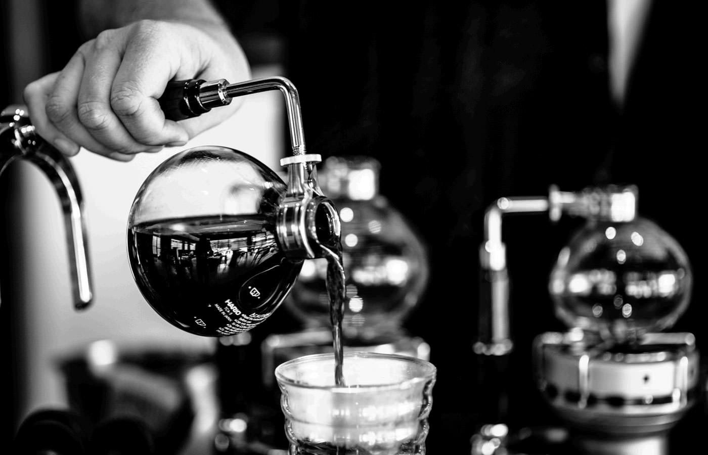 Siphon Coffee –Houston, Texas