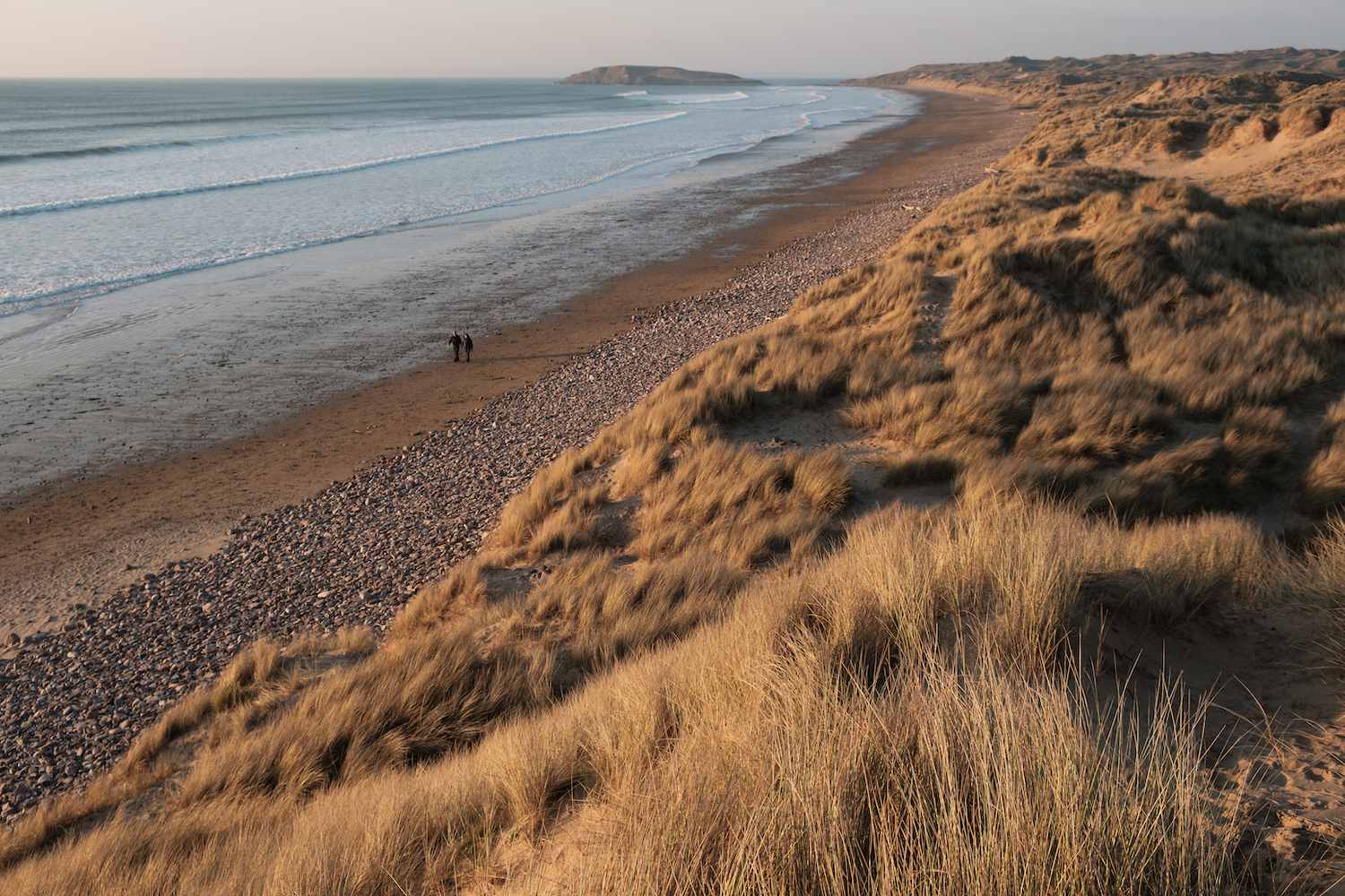 Llangennith Beach, Gower Peninsula South Wales, UK - Landscape Photography by Ben Holbrook-7